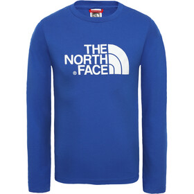 The North Face Easy Langarm T-Shirt Jungs tnf blue